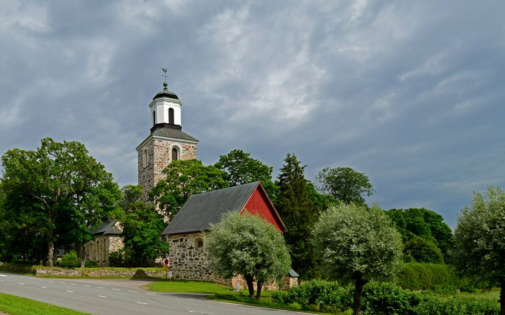 Kimito Church Photo: Patrcik Bagge