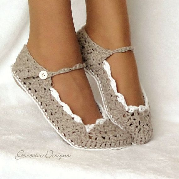 Instant Download - Crochet Pattern - Flats magro PDF 21