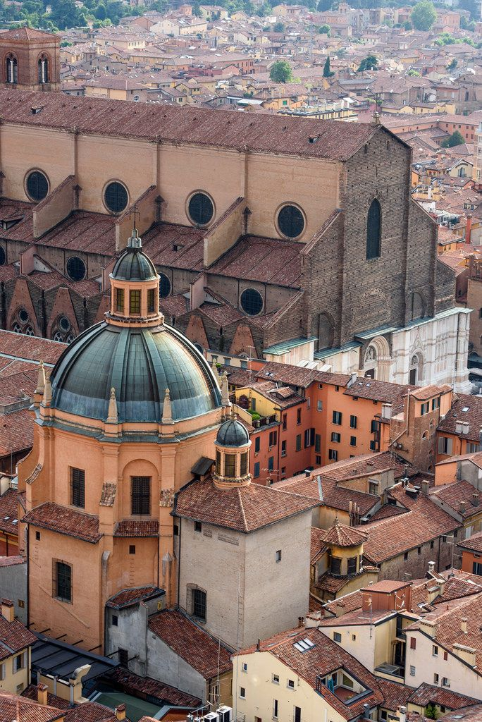 Bologna - View from Torre degli Asinelli | par bautisterias