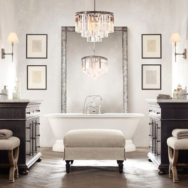 17 best images about restoration hardware bedrooms on pinterest ...