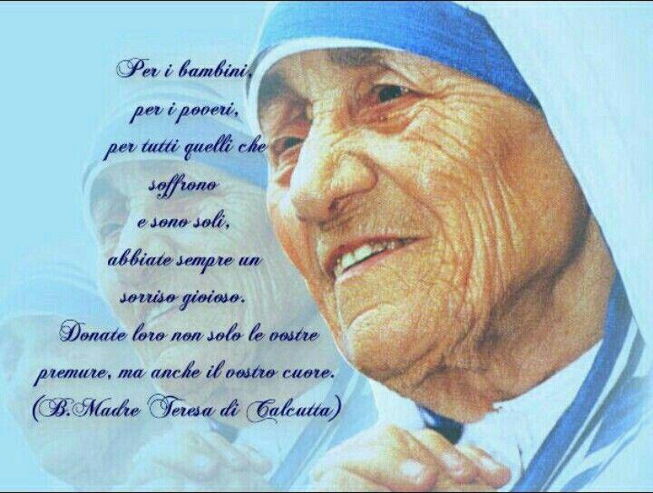 Eccezionale 67 best Santa Madre Teresa di Calcutta images on Pinterest  BF71