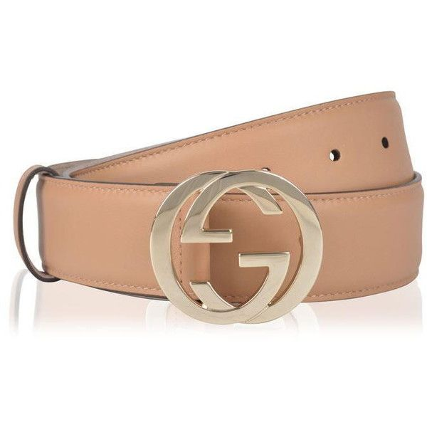 Gucci Monogram Belt ($340) ❤ liked on Polyvore featuring accessories, belts, gucci belt, gucci, genuine leather belt, monogram belt and 100 leather belt