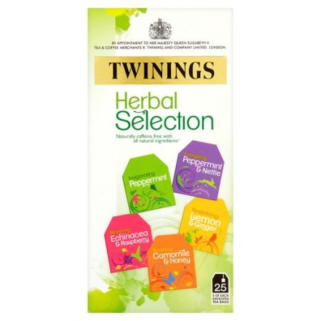 Twinings Herbal Tea in different Flavour.