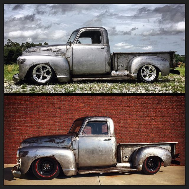 One sick truck!