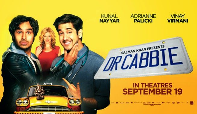 Dr Cabbie (2014) Songs Download