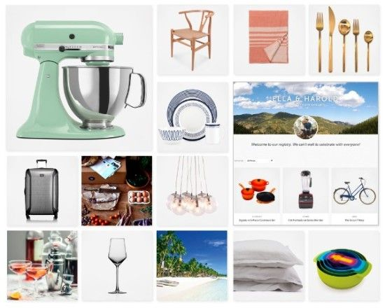 Best 25 wedding registries ideas on pinterest wedding for Best wedding registry places