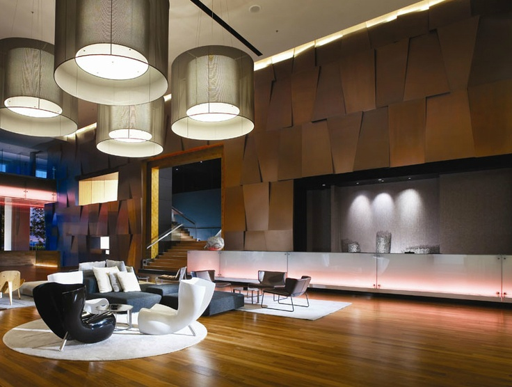 Modern chic and stylish g hotel foyer penang another - Hotel design planning and development ebook ...