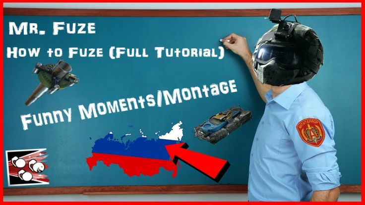 [VIDEO] Gameplay Fuze getting INSANE kills and clutches. Montage/ Funny Moments (Game: Rainbow six Siege)
