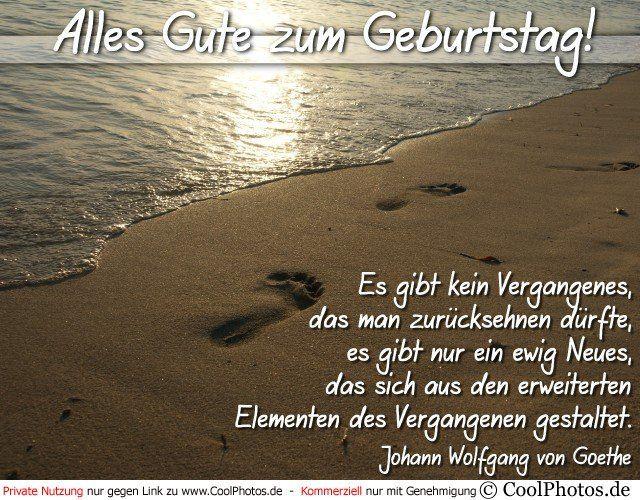Geburtstag Spruche Goethe Spruche Zum Geburtstag Herzlichen