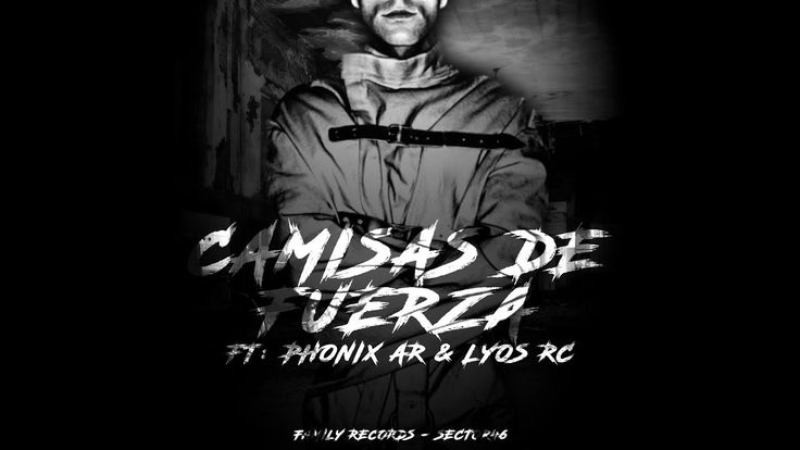 Camisas de fuerza Ft Phonix Ar And Lyos Rc ( Sector 46 & Family Recors