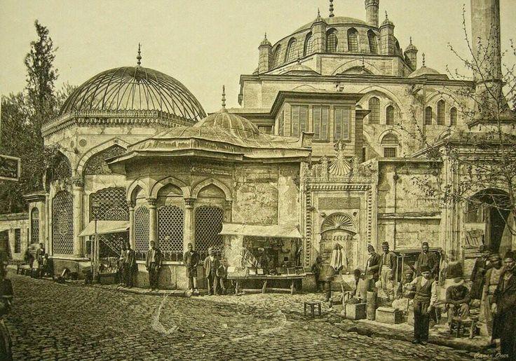 Twitter / hayalleme: Yeni Valide Camii (1800'lü ...