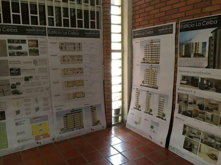 Presentación : Universidad Francisco de paula santander / Cúcuta. Edificio multifamiliar la.ceiba.