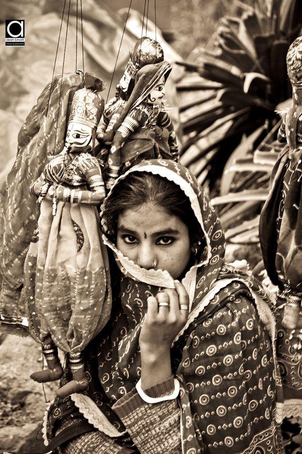 Puppet Seller