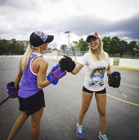 We got this! #GONGSHOW #Hockey #HockeyGirl #Lifestyle