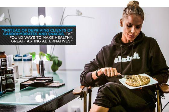 Ashley Conrad's 21-Day Clutch Cut: Nutrition