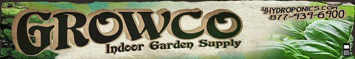 Growco Indoor Garden Supply 877-939-6900