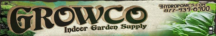 Growco Indoor Garden Supply 877-939-6900