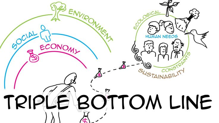 Triple bottom line & sustainability: the science of good business