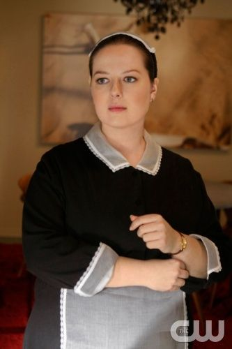 """Seder Anything""  Pictured: Zuzanna Szadkowski as Dorota  Photo Credit: Giovanni Rufino / The CW   2009 The CW Network, LLC. All Rights Reserved."