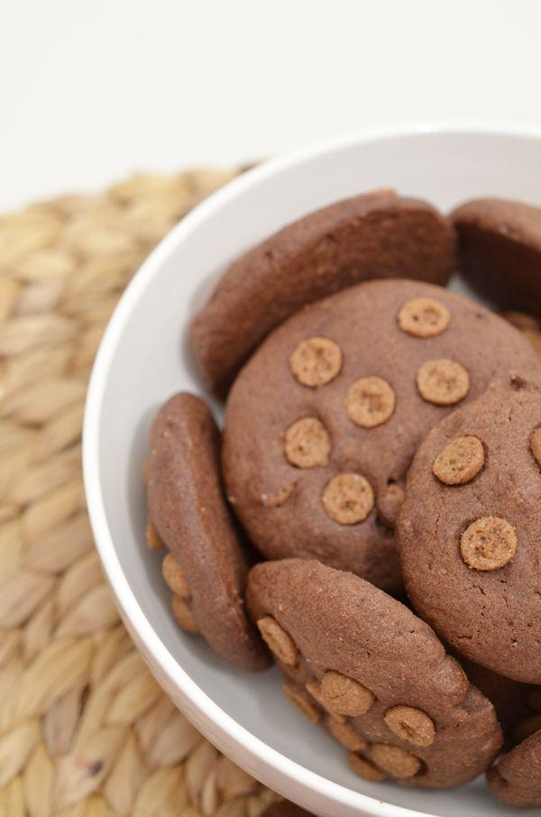Wat is het leuk om elke week weer in de keuken te staan en allemaal leuke Sinterklaas recepten te bedenken! Gisteren was Lara hier en maakte me chocolade zandkoekjes met kleine kruidnootjes –…