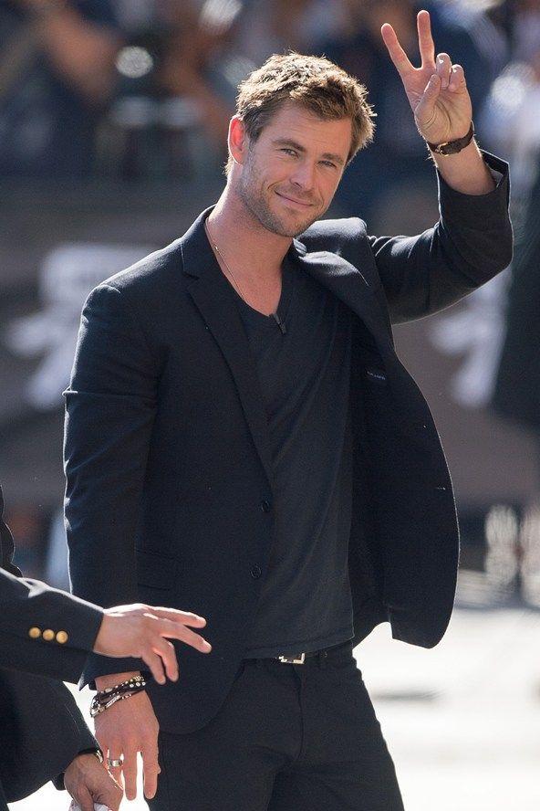 32. Chris Hemsworth
