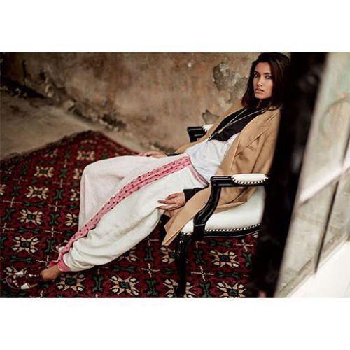 Laidback styling redefined by Rashmi Varma @bombayelectric...