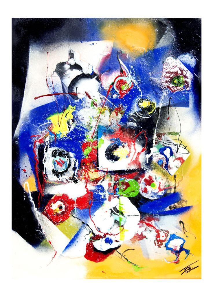 17 meilleures id es propos de peinture glycero sur pinterest smokings bleus fille fumant et - Peinture glycero ou acrylique ...