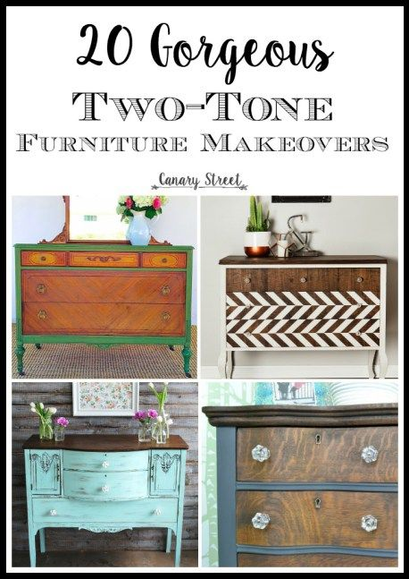 543 best Painted & Stained Furniture DIYs images on Pinterest