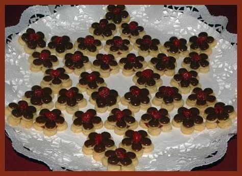 vánoční cukroví - 23 druhů