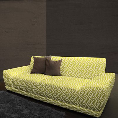 Maddox 5 - Polyester - Acrylvezel - Viscose - lichtgroen