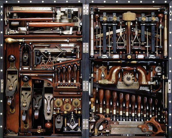 caixa de ferramentas mais, mais, ... do mundo.