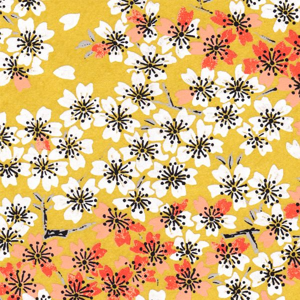 Papier Japonais Washi - Adeline Klam