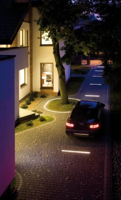 Driveway LED Lighting – The Ultimate Curb Appeal