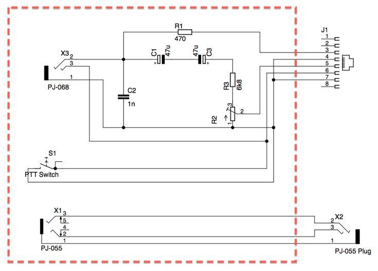 Aviation Headset Jack Wiring Diagram