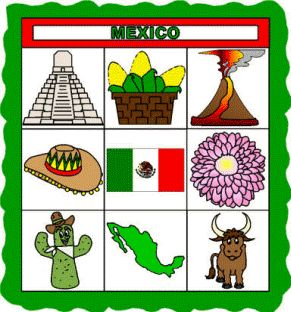 Best Mexico Crafts Ideas On Pinterest Mexican Crafts - Us and mexico map for kids