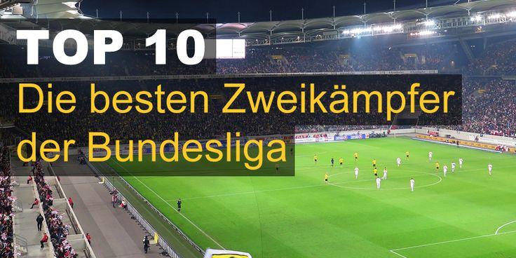 Die besten Zweikämpfer der Bundesliga. Wer ist der beste Gladiator der Bundesliga? Die Ergebnisse wurden von Opta , ein weltweit führender Anbieter für...