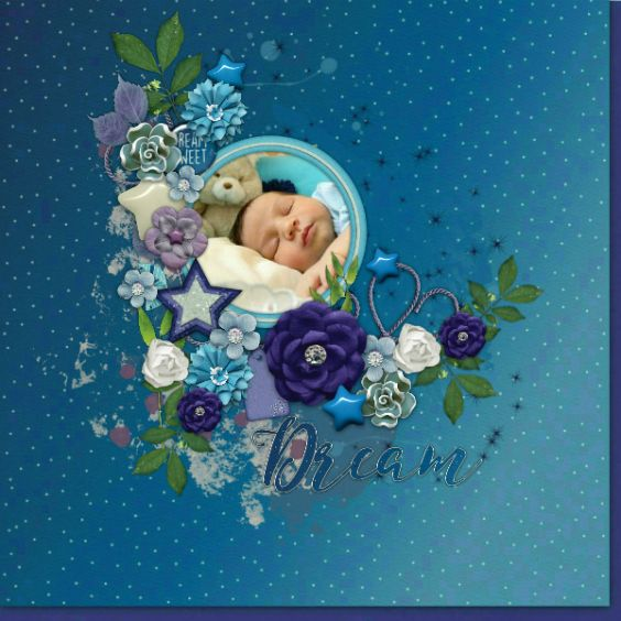 Layout created using template freebie by Heartstrings Scrap Art and Beautiful Dreamer  by Miss Mis Designs.