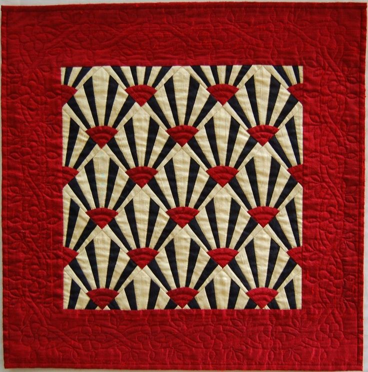 942 best images about quilts on Pinterest : art deco quilt - Adamdwight.com