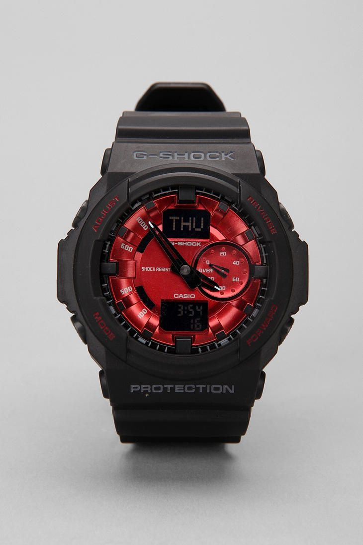 G-Shock GA-150 Watch  #UrbanOutfitters