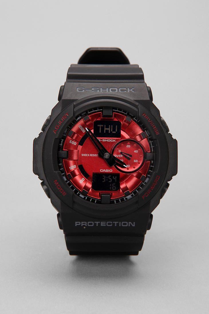 G-Shock GA-150 Watch  #UrbanOutfitters