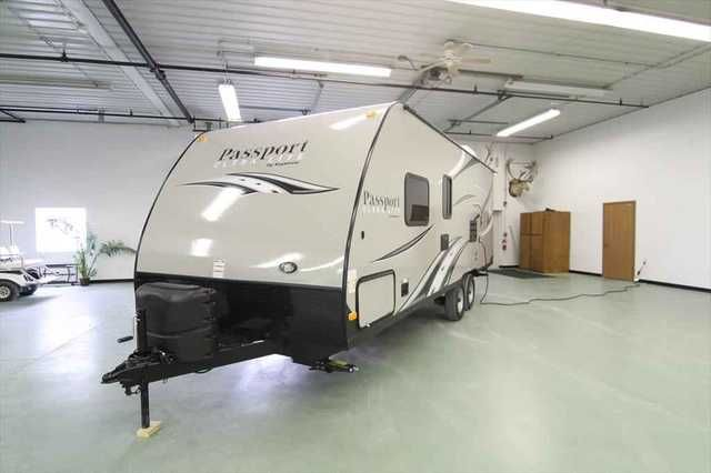 2016 New Keystone Passport EXPRESS 238ML Travel Trailer in Iowa IA.Recreational Vehicle, rv, Davenport, Ia Rv Dealership in the Heartland of America, close to you, anywhere. Family owned and operated since 1959. BBB A+ rating, BBB Integrity Award Winner, Top 50 RV Dealer Award Winner