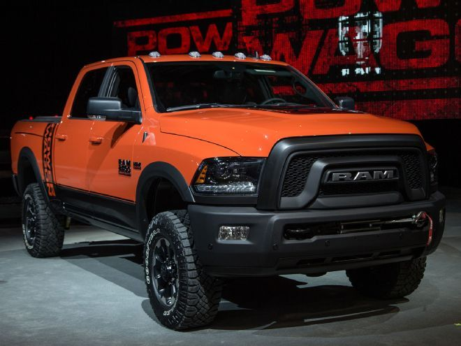 2017 Ram Power Wagon Starts at $53,015