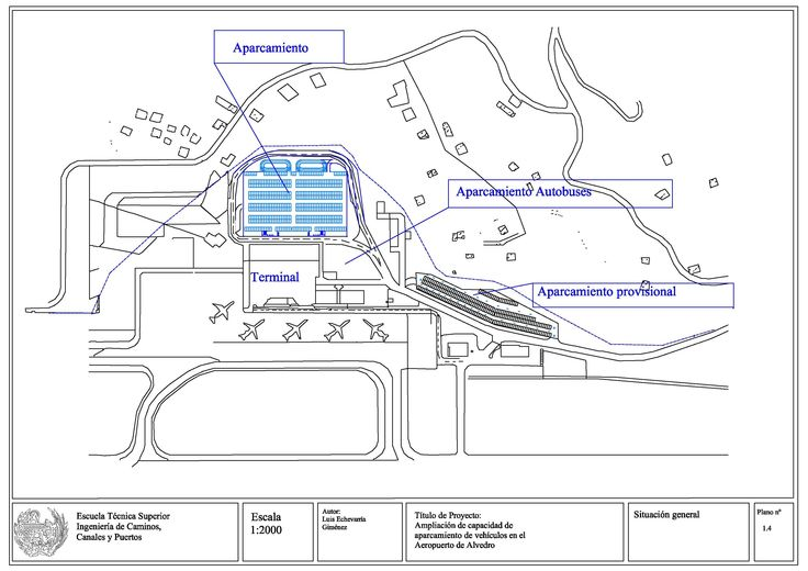 417. Echevarría Giménez, L. (2009).  Ampliación de capacidad del aparcamiento del Aeropuerto de Alvedro (A Coruña). EDIFICACIÓN.