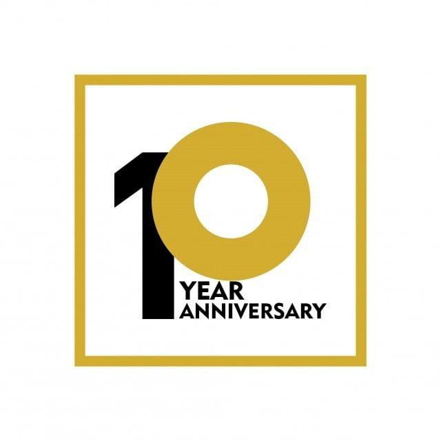 10周年記念ベクターテンプレートデザインイラスト 10 第10 抄録画像素材の無料ダウンロードのためのpngとベクトル テンプレート 10 周年記念 記念ロゴ