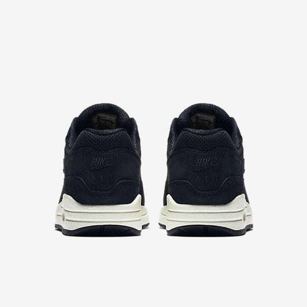 en soldes 64ea1 c0f0e Chaussure Nike Air Max 1 Pas Cher Femme Pinnacle Noir Voile ...