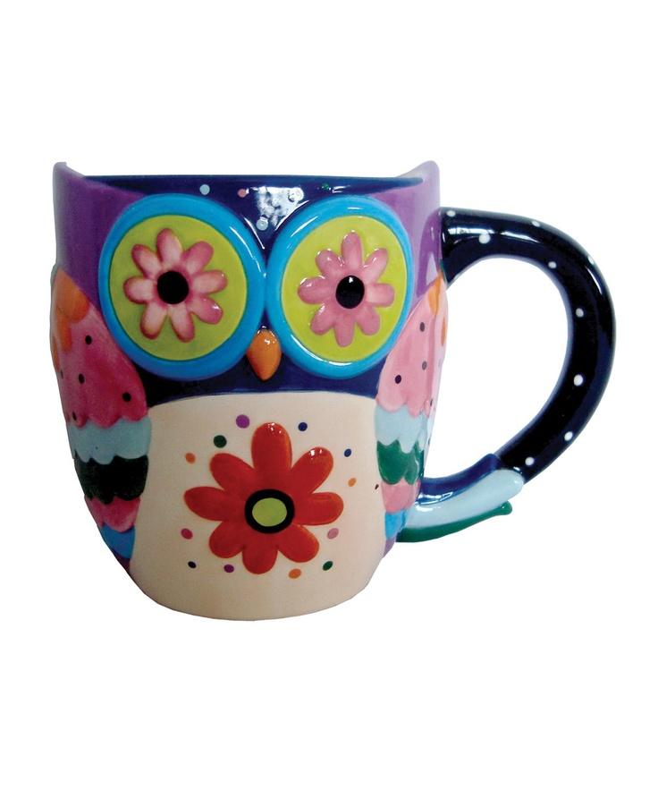 Westland Giftware Owl Mug