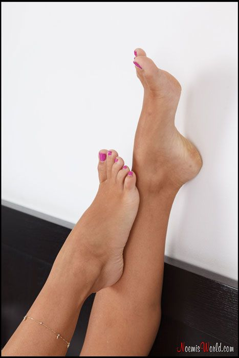 More than Sexy high arch feet join. And