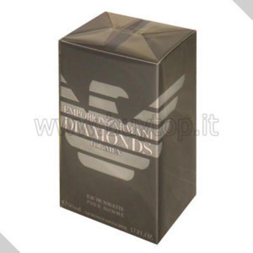 #Armani diamonds uomo 50 ml edt profumo -  ad Euro 53.90 in #Armani #Profumeria profumi uomo
