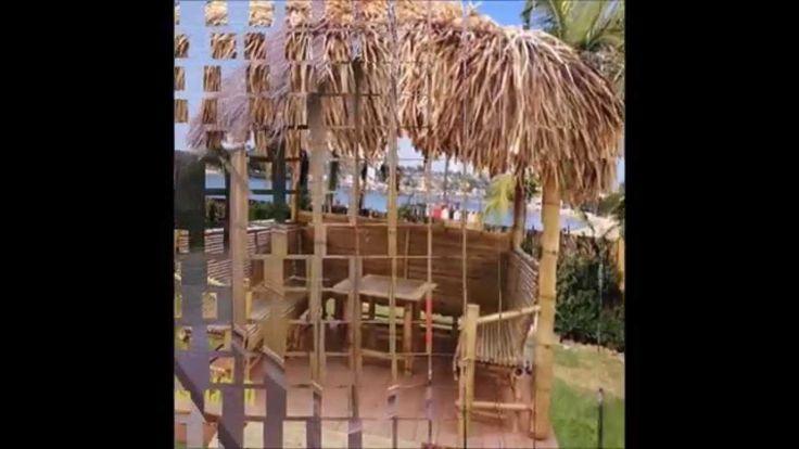 9 Best 3 Picece Bamboo Patio Tiki Bar Stool Set Outdoor