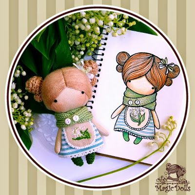 magicdolls: Ma Petite Poupee - Lily Of The valley